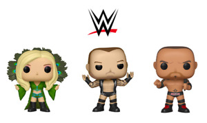 WWE Funko Pop Figures, Charlotte, Batista, Randy Orton, $20 each