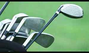 Looking for free golf clubs Peterborough Peterborough Area image 1