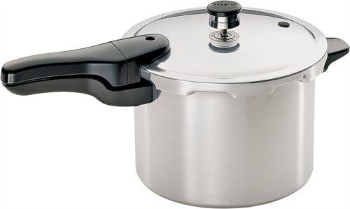 NEW IN BOX Presto 01264 6-Quart Aluminum Pressure Cooker 6824619