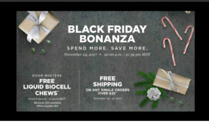 Black Friday sales on weight loss products