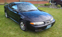 2002 Oldsmobile Alero GL2 Coupe (2 door)