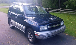 2002 Chevrolet Tracker LX West Island Greater Montréal image 2