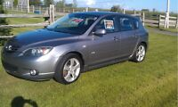 2004 Mazda3 Sunroof 136,000km - automatique