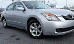 2009 Nissan Altima SL - fully load, low kms $7500
