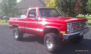 Wanted 1983-87 F150 or Chevy Manual  Trucks that can be fixed