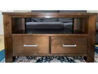 EXPRESSO TV STAND WITH STORAGE