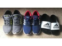 Boys Adidas Trainers - Size 5.5