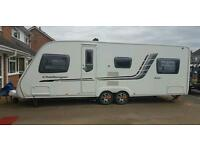 Swift Challenger 625, 6 berth fixed bed 2010