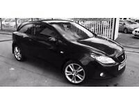 Seat Ibiza 3dr 1.4 Sport 85 Black Petrol