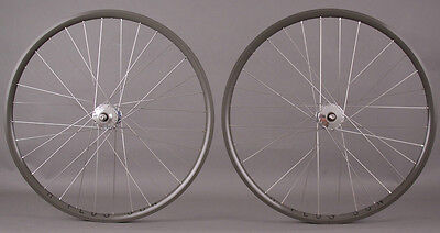 H   Plus Son Archetype Hard Anodized Phil Wood Track Hubs Fixed Gear Bike Wheels