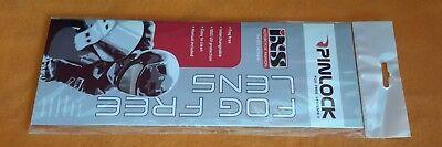 Pinlock Visier IXS DKS008 Z4223-pin-k Antibeschlagvisier Motorrad Roller Quad