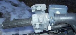 Honda Goldwing 1500 GL1500 turn signal switch control horn light