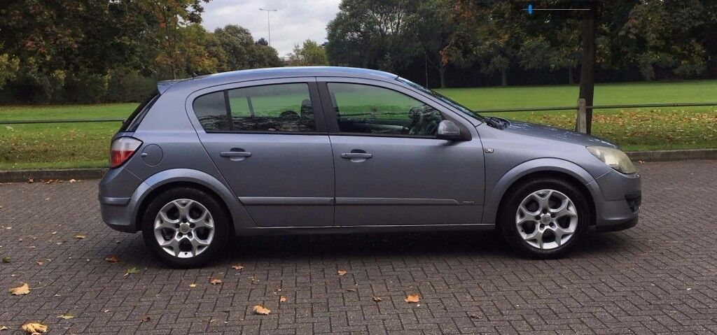 2005 Vauxhall Astra 1.6 i 16v SXi 5dr