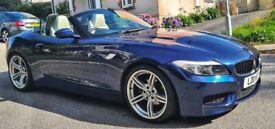 BMW, Z4, M Sport Comfort package, Convertible, 2011, Automatic, 2497 (cc), 2 doors