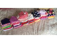 girls clothing fron 0-3months - 7years