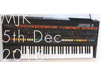 Roland Jupiter 8 in Unadulterated, Superb Condition.