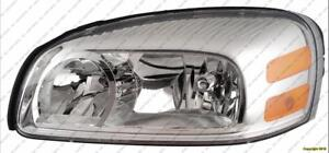 Head Lamp Driver Side 6-Cylinder High Quality Chevrolet Uplander 2005-2009