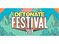 DETONATE FESTIVAL TICKETS FOR SALE