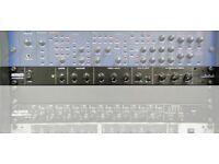 ART MX622 rack-mount 1U mixer