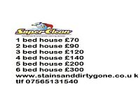 carpet cleaning start price £30 or full house xmas offer £100