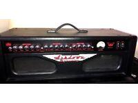 Ashdown Fallen Angel Guitar Amp Head 60w - DSP - All Tube