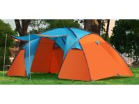 never used brand new 4 man tent.