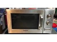 Panasonic 1000 commercial microwave