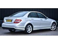 2009 Mercedes-Benz, C CLASS Blue-Efficiency C250 SPORT CDI
