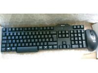 TRUST Wireless Keyboard and Mouse Set, COMBO