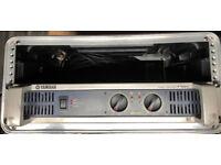 Yamaha P7000s Power Amp 2 x 700 watts @ 8ohms.