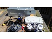 Sony ps one consol