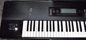 Korg T2, 76 note Keyboard, Synth, workstation