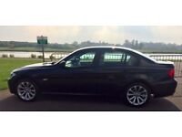 BMW 3 Series Immaculate Condition-Cruise Control-1 Year MOT-Full Service History-Face Lift-Black