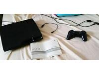 Ps3 with controller 27 games