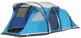 For sale 4 berth titan inflatable tent purchased last year never used.