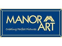 Finished Uni? Looking for an opportunity...try a temporary role within our talented team @Manor Art