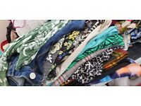 Second Hand Women Clothing and Shoes GRADE A @ £ 1.5/KG **Min purchase 100kg**