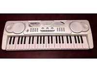 ACOUSTIC SOLUTION MK-4100A 49 KEY MULTI FUNCTION ELECTRONIC KEYBOARD