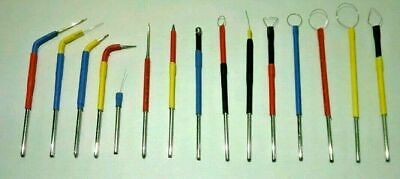 Electrodes Tips For Dental Surgery Surgical Skin Cautery Electrocautery