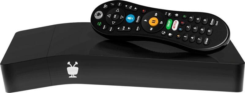 TiVo BOLT VOX 500GB DVR & Streaming Player Black TCD849500V