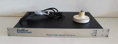 Endrun Technologies Praecis Gntp Network Time Server 3009-0000-000 Gps Antenna