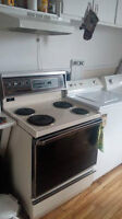 Fridge and stove for FREE