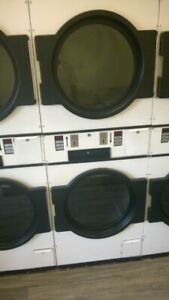 Commercial gas dryers