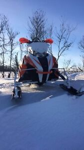 2016 Arctic Cat XF8000 Highcountry  Sno Pro almost new