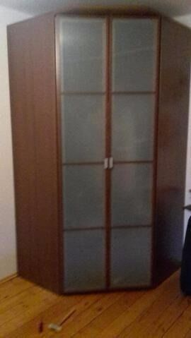 Free Ikea Hopen Corner Wardrobe In East End Glasgow