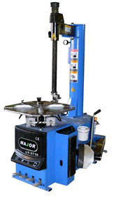 Tire Changer, balancer and 20 ton bearing Press