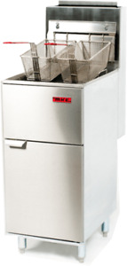 Looking to buy a 40lb to 50lb propane fryer.