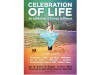 A Celebration of Life - An exhibition