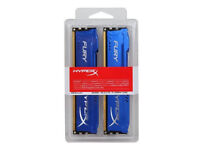 8Gb Kingston HyperX Fury DDR3 1600 Kit
