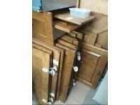 Soild oak doors